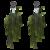 Decorum Duo  Lepismium bolivianum (Decorum Duo  Lepismium bolivianum)